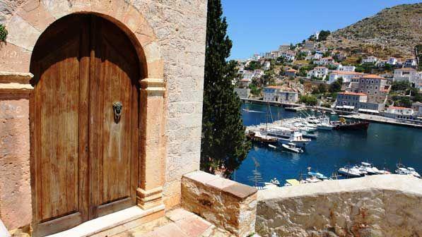 Artdent - Dental tourism in Greece - Hydra island